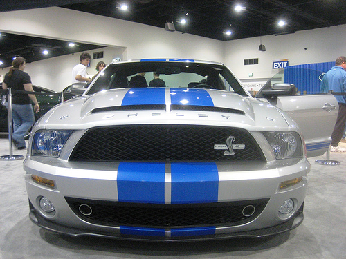 Ford Shelby Mustang GT500KR - 2008