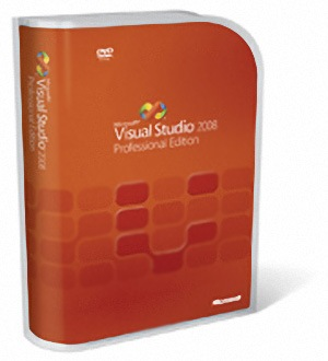 Box Visual Studio 2008