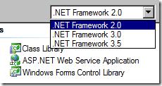 Select framework