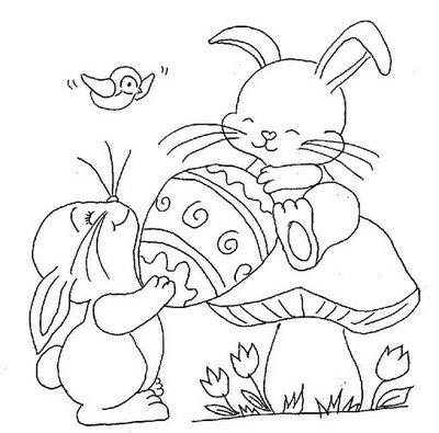 Simbolos E Desenhos Da Pascoa Para Colorir Como Fazer Facil