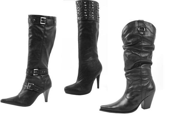 0d0cf75b2 Ramarim Botas Femininas e Sapatos - Coleção Inverno 2011-2012 - Como ...