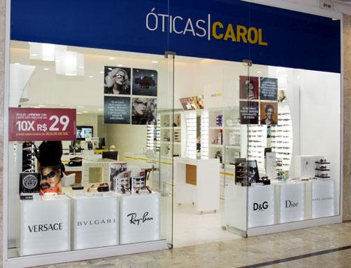4a252c63f Com quinze anos de mercado, as Óticas Carol são a rede que mais cresce no  mercado de óticas no Brasil. Tendo começado em Sorocaba-SP com apenas duas  lojas, ...