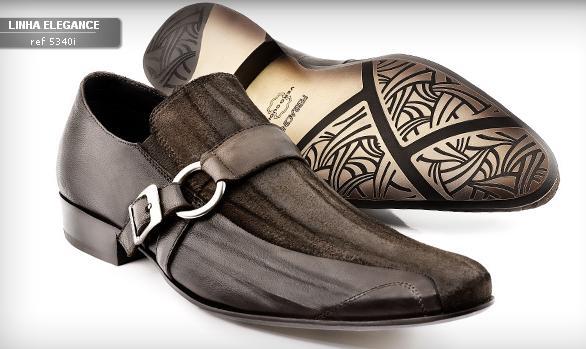 e91a4e13c4 Os sapatos sociais tem uma grande demanda atingindo um publico que  antigamente não era atingido. A moda é tão incrível que usar sapato social  é mais comum ...