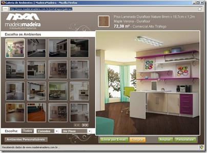 Simulador de decora o de ambientes online gr tis como for Simulador cocinas online gratis