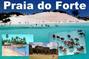 Praia do Forte Bahia  é na JCE Turismo