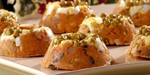 Cuzcuz é uma das comidas típicas das festas juninas