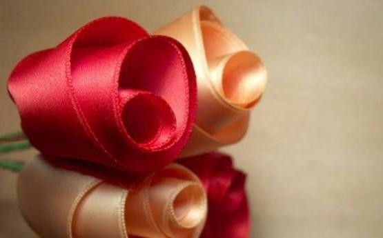 rosa de fita