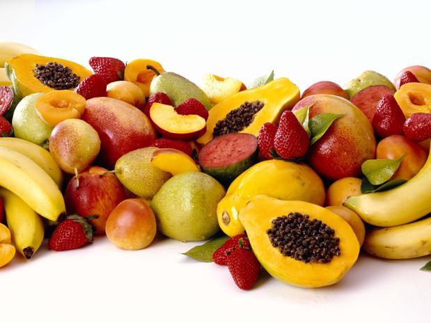 Frutas no combate a celulite