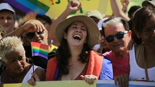 Parada Gay tem como tema a saída do armário (Foto: Divulgação)