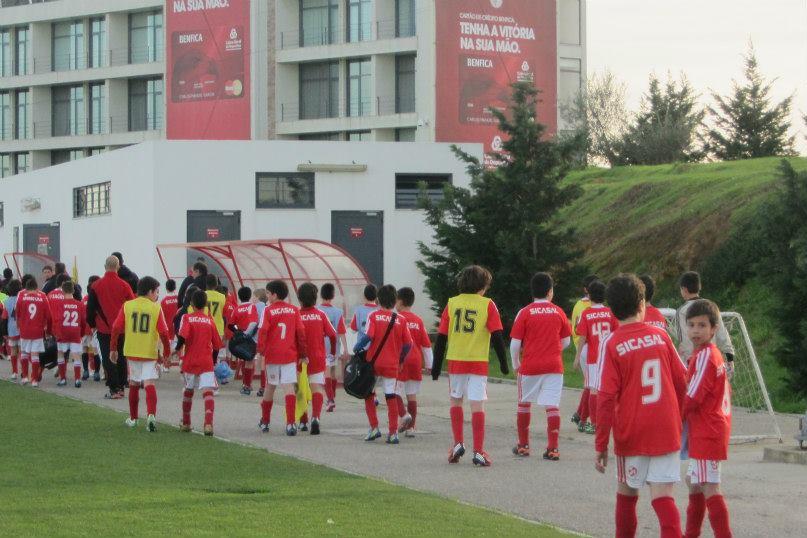 Não perca tempo e faça a matricula do seu filho em uma das escolas de futebol de São Paulo