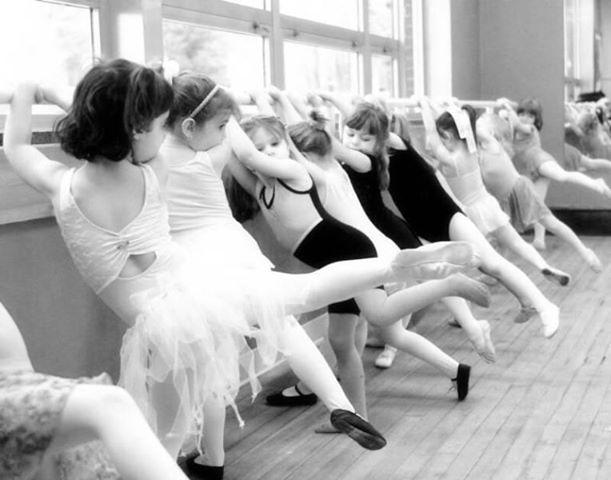 Benefícios do ballet infantil1