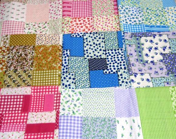Como fazer patchwork, passo a passo