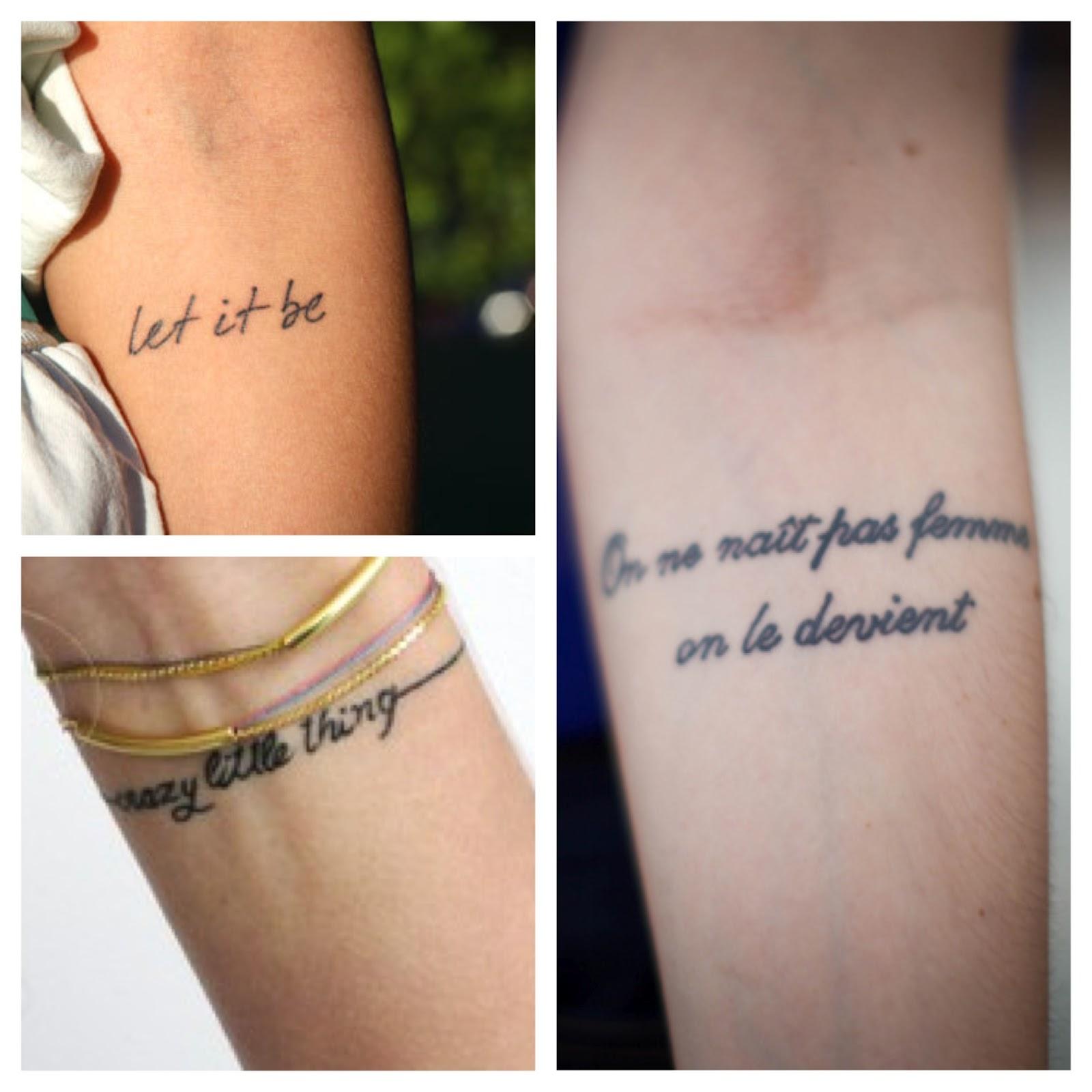 Ideias de frases para tatuagem5