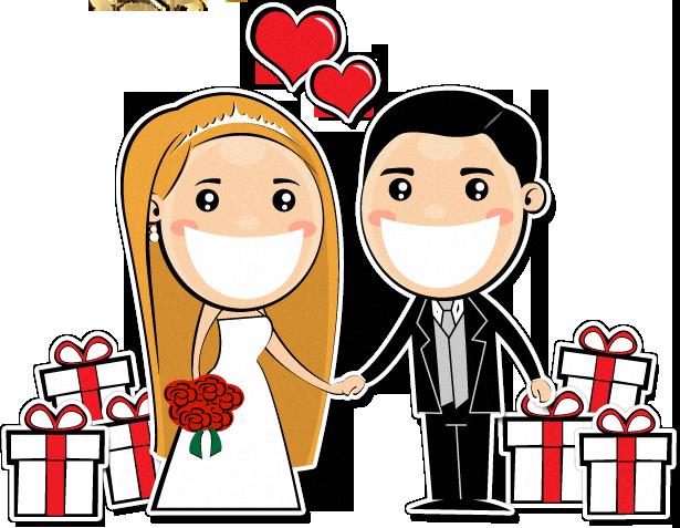 Lista de presentes para casamento1