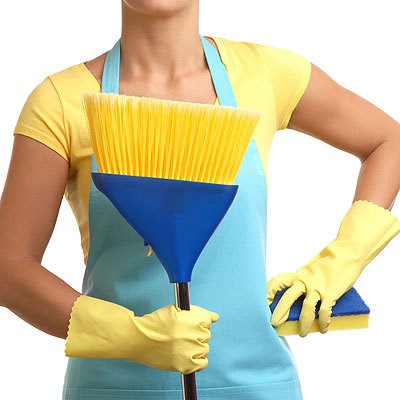 aproveite para emagrecer enquanto limpa a casa!