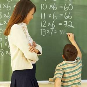 Ensinar é uma profissão gratificante