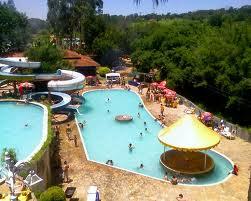 Hotel Solar das Andorinhas possui parque aquático