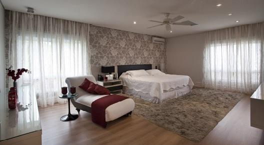Escolha o piso para os quartos da sua casa junto de um especialista no assunto para que não de nada de errado na hora da sua reforma ou construção