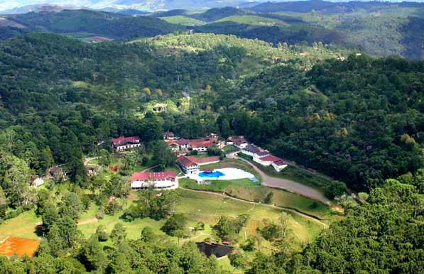 pousadas e hoteis em lugares especiais em Monte Verde