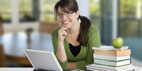 Estude em casa