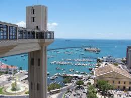 o famoso elevador de Salvador