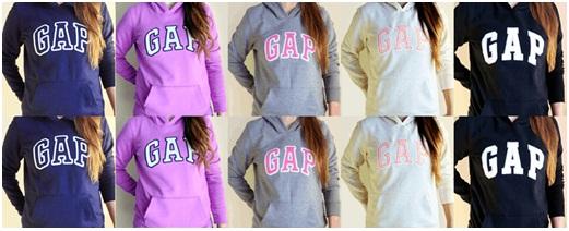 Blusas GAP modelos 2014
