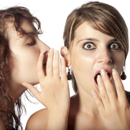 Como tratar com a fofoca no trabalho