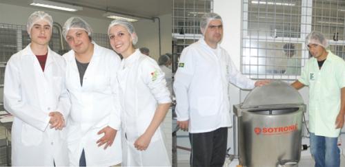 Curso IFSP Técnico Gratuito de Agroindústria