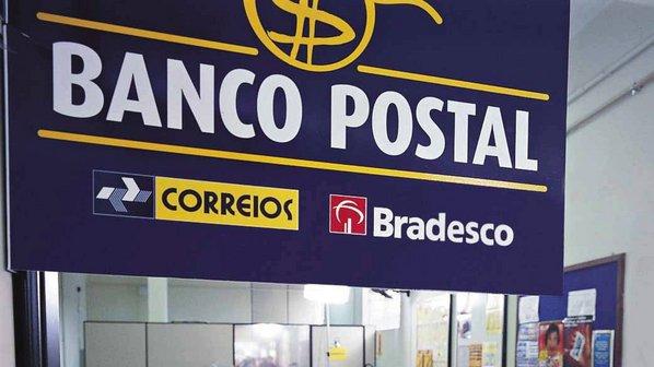 Banco postal dos correios Informações