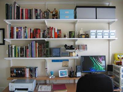 Como decorar o escritório gastando pouco