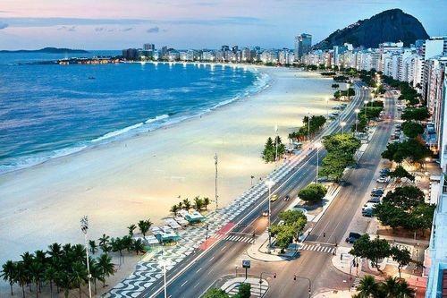 Os melhores preços de hotéis no Brasil