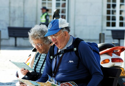 Viaja melhor idade – pacotes com descontos