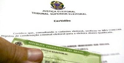 Você pode conseguir sua Certidão de Quitação Eleitoral de duas formas