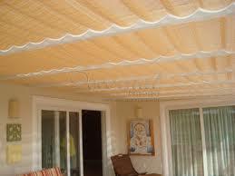 Como colocar tecidos no teto