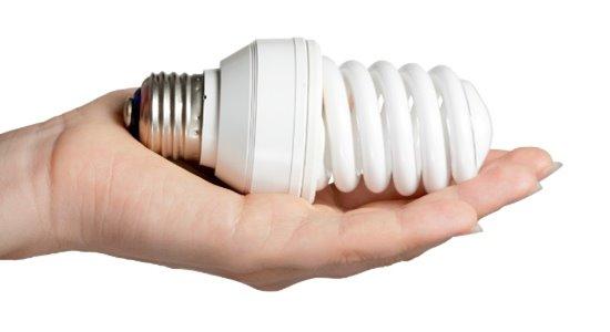 Não descarte as lâmpadas em qualquer lugar (Foto: Divulgação)