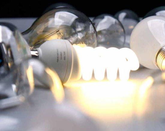 As lâmpadas fluorecentes contém produtos químicos (Foto: Divulgação)