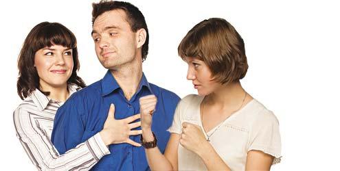 Como lidar com a ex do seu namorado