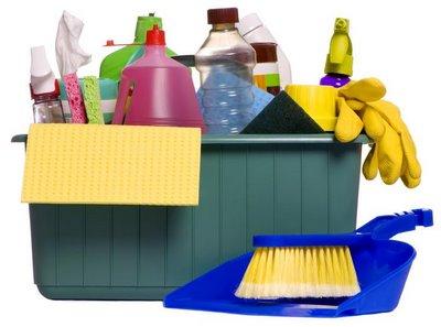 Cuidados que devemos tomar com produtos de limpeza concentrados