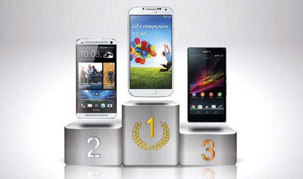 Galaxy S4 mini rival do iPhone 5