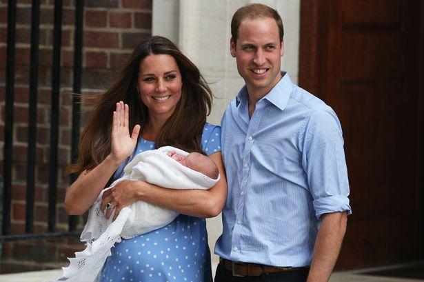 Kate e William escolherão amigos da universidade e de infância para batizmo