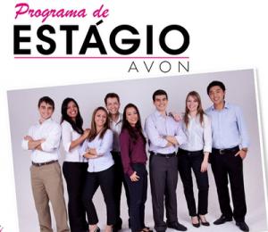 Programa de estagio Avon 2014
