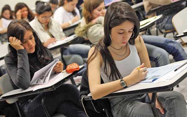 SISUTEC, Cursos técnicos alunos do ensino médio