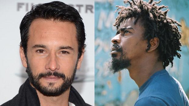 Santoro e Seu Jorge estão no elenco de filme sobre Pelé
