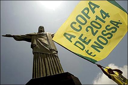 Shows da abertura da Copa do Mundo 2014