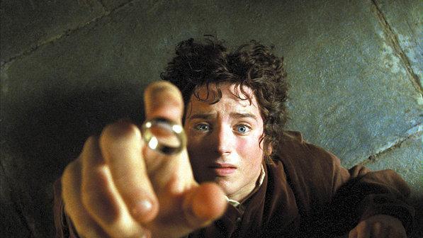 itens raros de senhor dos anéis vao a leilao