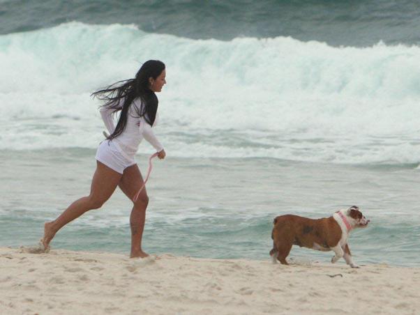 Sempre colete a sujeira feita pelo cão (Foto: Divulgação)