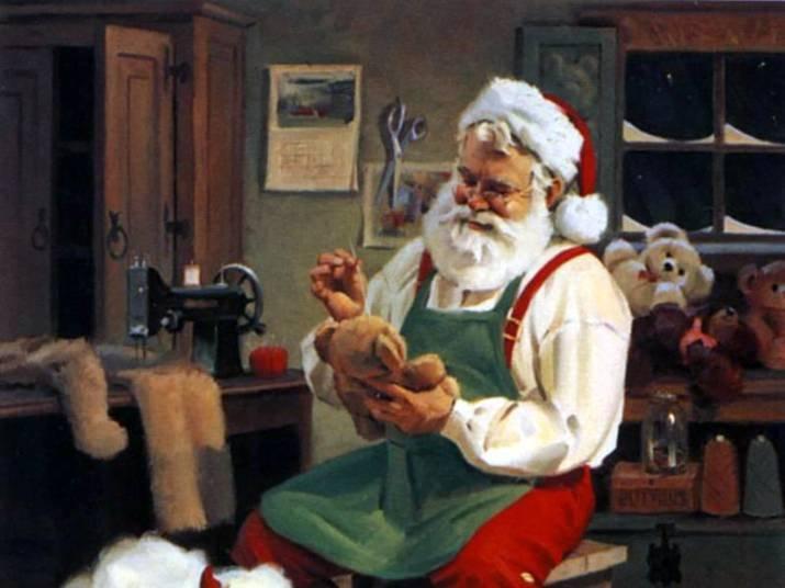 Papai Noel está sendo rastreado (Foto: Divulgação)