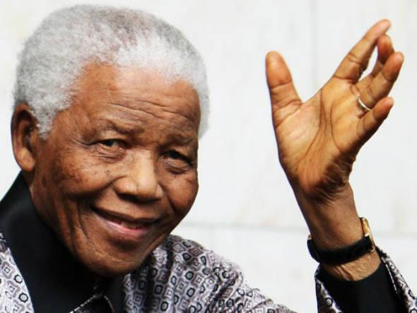 Nelson Mandela, ex-presidente da África do Sul (Foto: Divulgação)