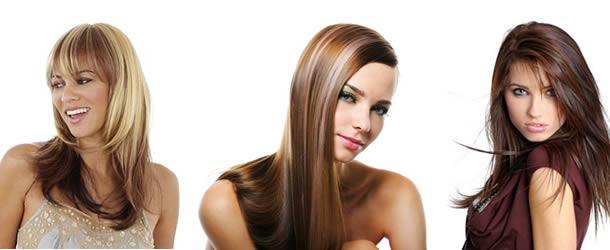 Veja o cabelo colorido (Foto: divulgação)
