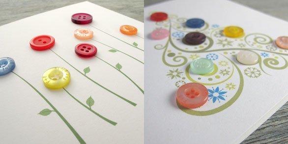 Use botões na hora de decorar (Foto: Divulgação)